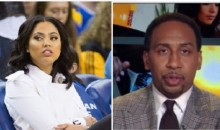 Ayesha Curry Shoots Back At Stephen A. Smith For Calling Her Out About Her Tweets