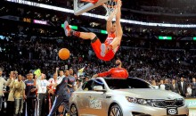 Blake Griffin Says NBA Made Him Jump Over Kia Optima at 2011 Dunk Contest (Video)