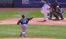 Padres Catcher Christian Bethancourt Takes the Mound, Fires 96 MPH Fastballs and 57 MPH Knuckleballs (Video)