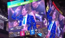 Craig Sager Covered His First NBA Finals Game on Thursday, and It Was Perfect (Video)