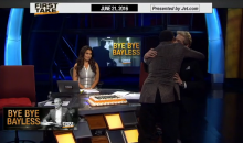 Stephen A. Smith Says Goodbye To Skip Bayless As He Departs From ESPN to Fox Sports (Video)