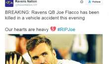 Baltimore Ravens Nation Twitter Hacked; Falsely Reported Joe Flacco Had Died