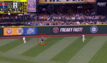 Fan Runs Out On The Field Mid-Play During Cardinals-Mariners Game (Video)