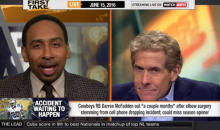 Stephen A. Smith: 'Dallas Cowboys Are An Accident Waiting To Happen' (Video)