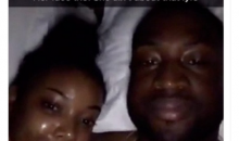 Dwyane Wade Snapchats Pre & Post Sex With Gabrielle Union (Video)