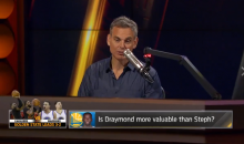 Colin Cowherd: 'Without Curry, Warriors Still Title Contenders. Without Green, They'd Lose To OKC' (Video)