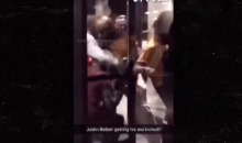 Brand New Cavaliers Fan Justin Bieber Gets into Fight After Game 3 (Video)