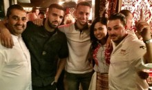 Drake and Steph Curry Popped Up at the Opening of Ayesha Curry's New Restaurant (Pics)