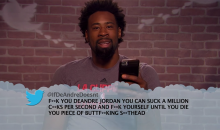 Current & Former NBA Player Read Mean Tweets (Video)