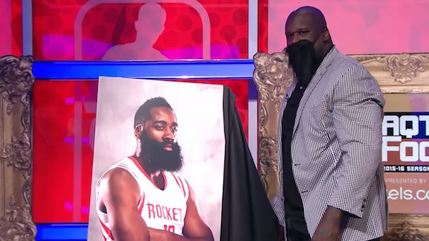 af274fd7fefd James Harden Is Your 2015-16 Shaqtin a Fool MVP (Video)
