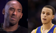 Kobe Asked Difference Between Steph & LeBron; 'Curry/Klay Are Stone Cold Killers' (Video)