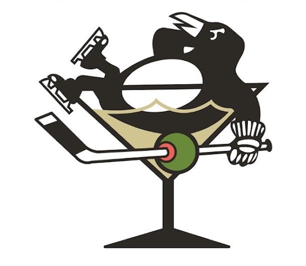 las vegas NHL logos penguins