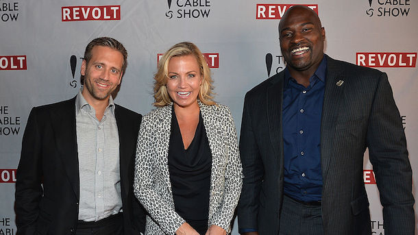 Max Kellerman leaving SportsNation Michelle Beadle unhappy