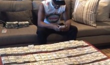 Floyd Mayweather Posts $90k Winning Warriors Bet on Instagram