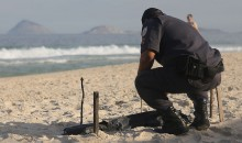Mutilated Body Washes Up on Shore at Rio's Olympic Beach Volleyball Venue