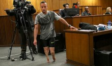 Oscar Pistorius Walks on Stumps at Sentencing Hearing in Effort to Elicit Sympathy from Court (Video + Pic)