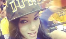 Good News, Warriors Fans! Thirsty Instagram Model Roni Rose Will Be at Game 4, So the Dubs Can't Lose (Pic)