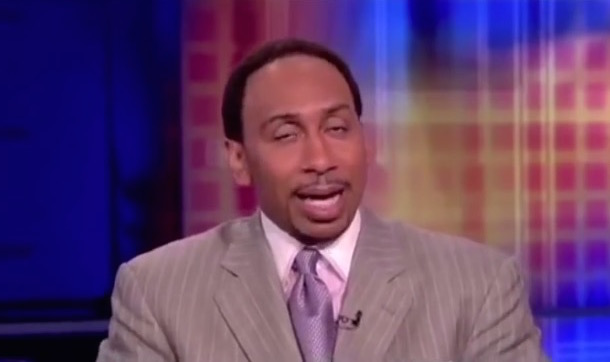supercut of incorrect stephen a. smith nba finals prediction