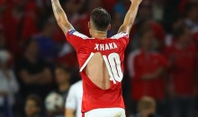 Four Switzerland Jerseys Rip During Game Against France at Euro 2016, And Twitter Was All Over It (Pics)