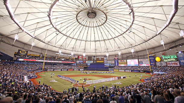 Tampa Bay Rays Pride Night Orlando Victims