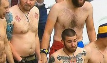 These Ukraine Fans with Swastika Tattoos at Euro 2016 Are Probably Racists, Right? (Pics)
