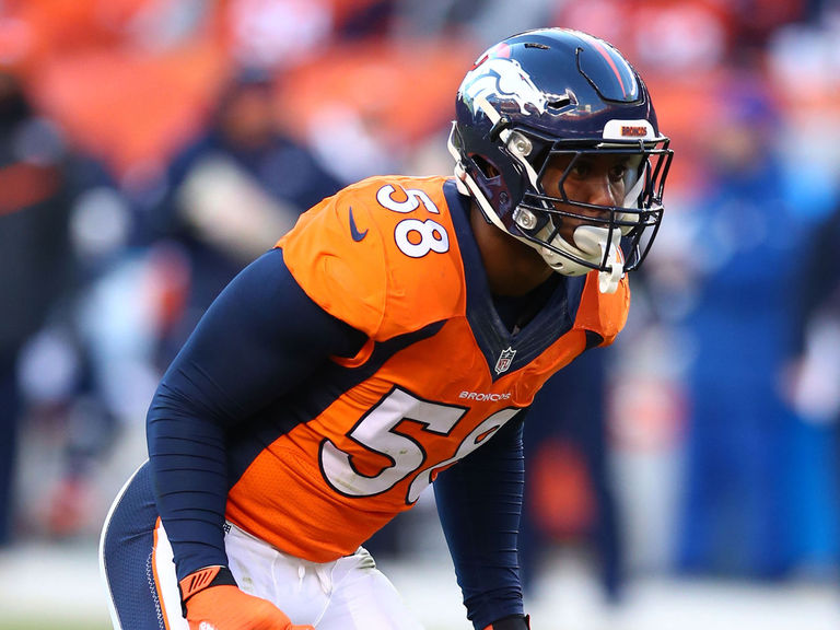Von Miller Plays the Waiting Game with Broncos