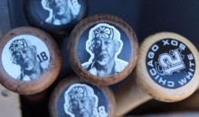 White Sox SS Tyler Saladino Has Mr. Miyagi Emblazoned on His Bats (Pics)