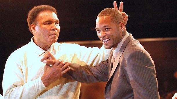 Will Smith Muhammad Ali Paul Bearers