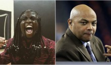 Barkley Applauds Draymond Green For 'Slapping The Hell Out of MSU DB Jermaine Edmondson (Video)