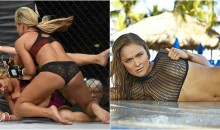Lingerie Fighting Championships Wants to Sign Ronda Rousey (Video)