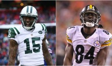 Antonio Brown Responds To Brandon Marshall's Bet: 'He Don't Really Wanna Do That, He's Too Old'