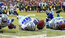 Ref Who Made Infamous Dez Bryant No-Catch Call To Officiate Cowboys-Raiders Game Today