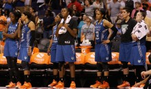 WNBA Fines Players For Wearing 'Black Lives Matter' Shirts
