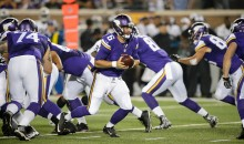 Vikings' 3rd-String QB Will Miss Training Camp after Getting Injured Breaking into His Own Home