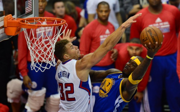 BASKET-NBA-CLIPPERS-WARRIORS