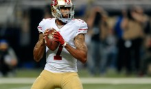 49ers QB Colin Kaepernick Says Murder of Alton Sterling is Modern Day Lynching