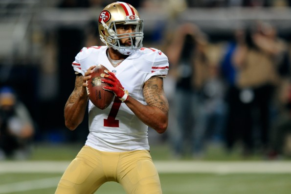 San Francisco 49ers v St Louis Rams