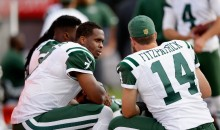 Geno Smith 'Kind of P*ssed Off' About Ryan Fitzpatrick Being Back With The Team