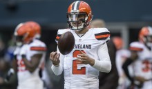 Manziel: 'I'm Not Saying I'm Never Drinking Again, But I'm Still Interested in Football'