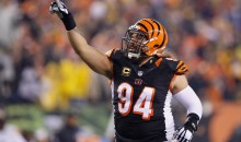 Bengals DT Domata Peko on The Steelers: 'We Hate Them', They're 'Pieces of Bleep'