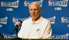 "Gregg Popovich Doesn't Care About 'Super-Teams': ""Naaah, I Just Count The Championships."""