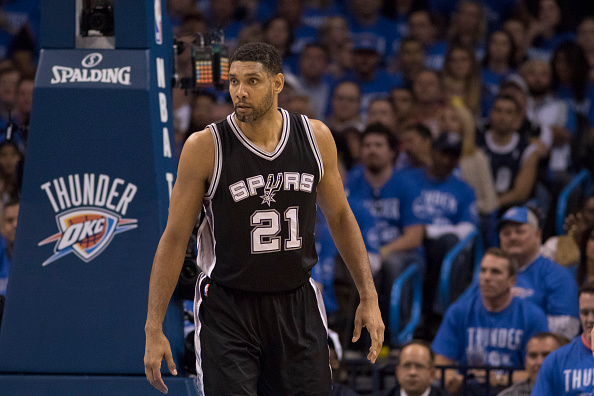 San Antonio Spurs v Oklahoma City Thunder - Game Six