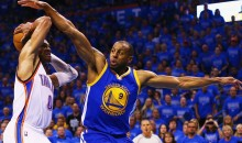 Iguodala Says The Oklahoma City Thunder Were The Best Team In The Playoffs (Video)