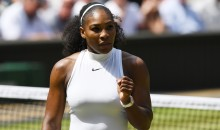 Serena Williams' Nipples Were Causing 'Outrage' During Wimbledon (Pics + Tweets)