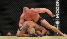 Mark Hunt On Brock Lesnar 'For Someone Who Cheated He Still Hits Like A P*ssy'