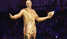 Kobe Bryant Gets Slimmed With Gold at Kids' Choice Sports Awards (Video + Pics)