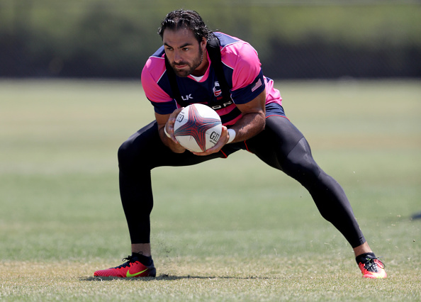 A Day with the US Rugby 7s