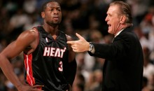 Report: Pat Riley Never Called Dwyane Wade Once During Entire Free Agency Period