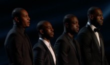 "LeBron, Wade, Melo and CP3 Open ESPYs With ""Call For Action"" to Athletes (Video)"