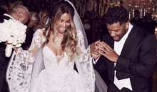 Russell Wilson and Ciara are Married!!! Sex to Come Shortly…